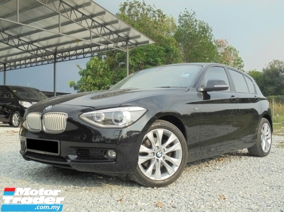 2014 BMW 1 SERIES 1.6 F20 TwinTurbo SUPERB LikeNEW