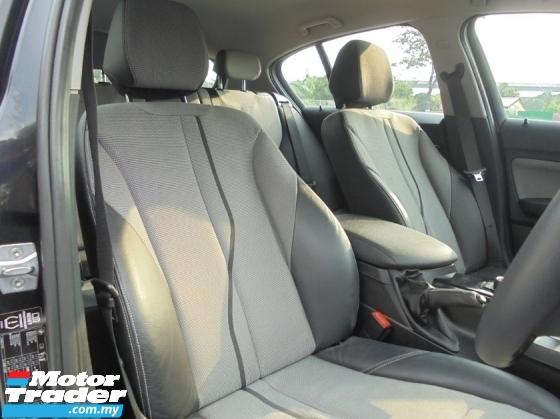 2014 BMW 1 SERIES 1.6 F20 TwinTurbo SUPERB LikeNEW