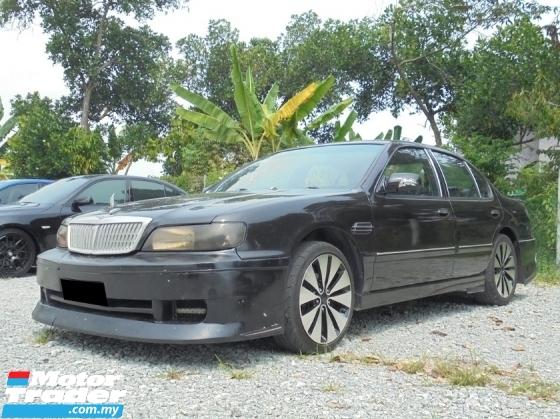 1999 NISSAN CEFIRO 2.5 V6 TipTOP Cond  MURAH MURAHH