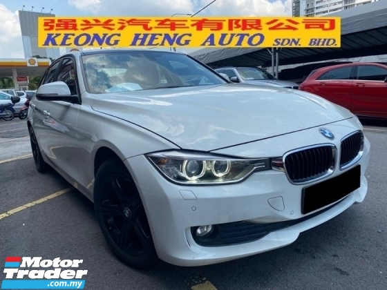 2015 BMW 3 SERIES 316I Full Service Record Actual Year Make (FREE 2 YEARS WARRANTY)