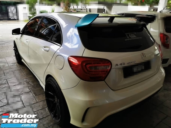 2014 MERCEDES-BENZ A45 Edition 1 Stage 2