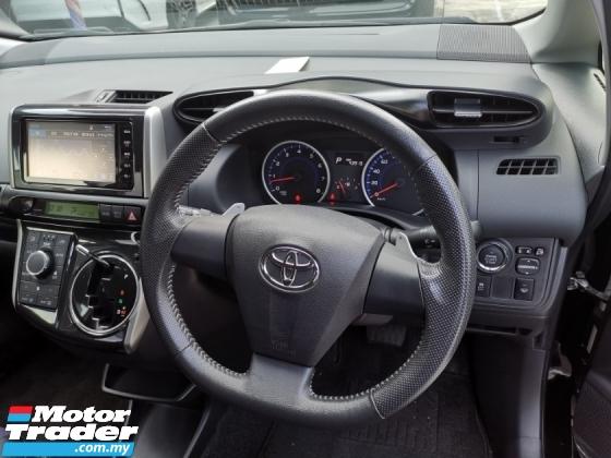 2015 TOYOTA WISH Toyota Wish 1.8 S with modelista bodykit