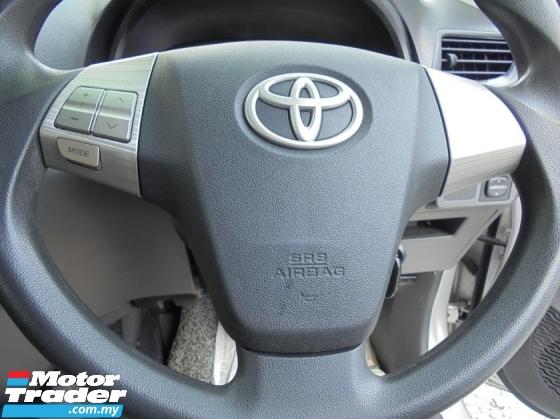 2012 TOYOTA AVANZA 1.5 G TRD Facelift TipTOP LikeNEW