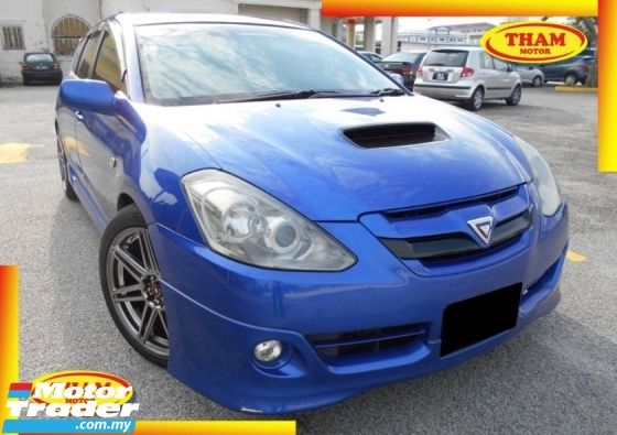 2005 TOYOTA CALDINA 2.0 GT-FOUR N EDITION TURBO LIKE NEW ACCIDENT FREE LOW MILEAGE