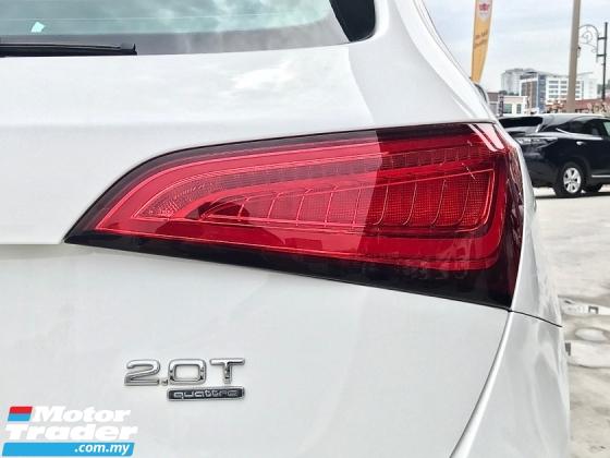 2012 AUDI Q5 2.0 TFSI S-LINE PKG MUST VIEW