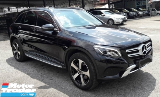 2018 MERCEDES-BENZ GLC 200 2.0 FULL SERVICE RECORD MERCEDES MALAYSIA SEPT 2018 GUARANTEE ORI 11K KM ONLY SPECIAL OFFER
