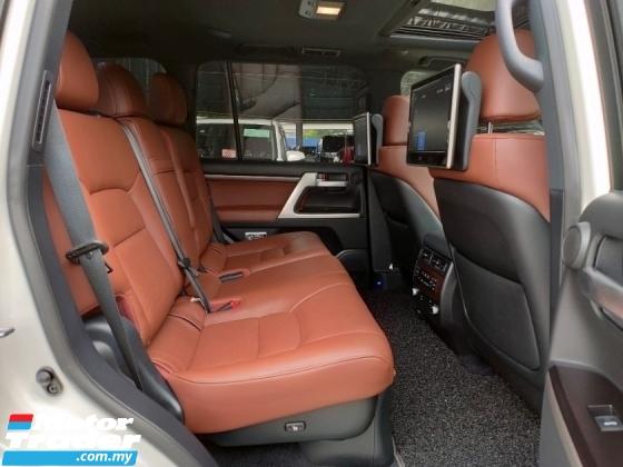 2019 TOYOTA LAND CRUISER 2019 Toyota Landcruiser 4.6 ZX Full Spec Unregister for sale