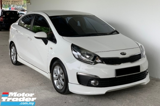 2016 KIA RIO 1.4 K2 Auto Facelift Premium Luxury Model