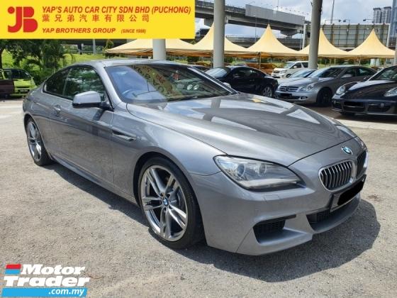 2011 BMW 640i 3.0 M Sport (A)