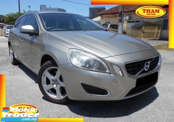 2013 VOLVO V60 1.6 TURBO WAGON BEST CONDITION LIKE NEW ACCIDENT FREE 1 OWNER LOW MILEAGE