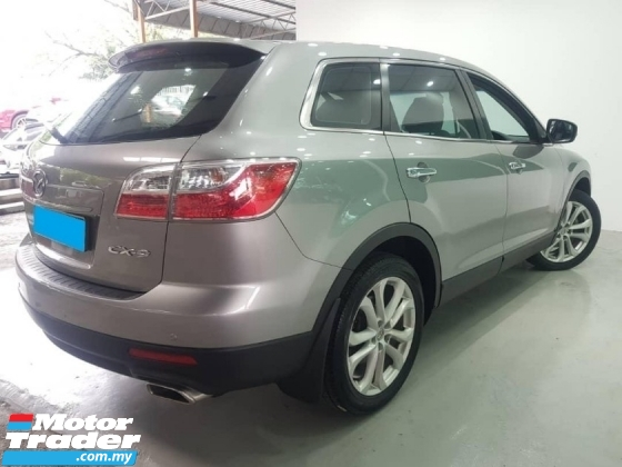 2012 MAZDA CX-9 3.7 SUNROOF POWER BOOT  BOSE SOUND SYSTEM  THIS CAR CAN HIGH LOAN