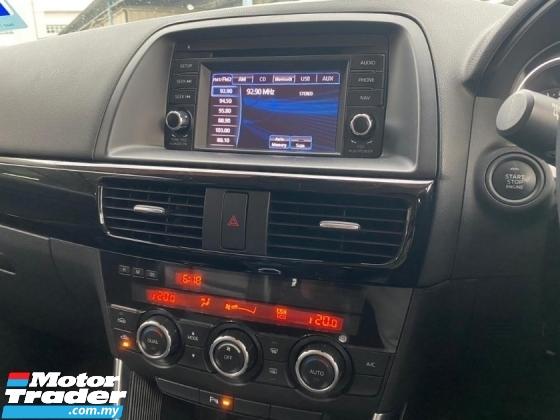 2015 MAZDA CX-5 2.0 2WD FULL SPEC, NICE PLATE, WARRANTY, PROMO CX5