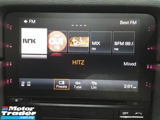 2018 PORSCHE BOXSTER 718 2.0 PDK SPORT CHRONO, SPORT EXHAUST PACK BOSE AUDIO