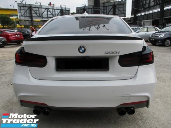 2014 BMW 3 SERIES 320I M Sport Bodykits F30
