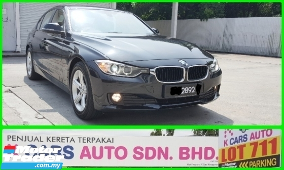 2016 BMW 3 SERIES 316i F30 1.6 CKD FACELIFT Low Mileage Excellent Condition Original Paint Accident Free No Repair Need Free 1 Yrs Warranty Worth Buy