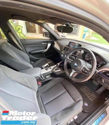 2016 BMW 1 SERIES 120I SPORT
