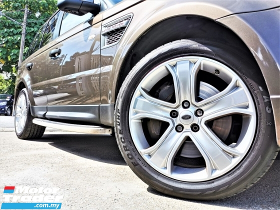 2010 LAND ROVER RANGE ROVER SPORT 5.0 V8 SUPERCHARGED Autobiography SUV [VVIP OWNER][TIP-TOP CONDITION] 10