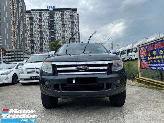 2014 FORD RANGER 2.2 XLT (A) 4WD ** HIGH LOAN AVAILABLE ** SPECIAL PROMOTION **