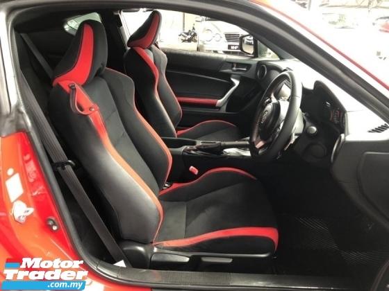 2017 TOYOTA 86 2.0 NFL GT86 200 HP REVERSE CAMERA AUTO CRUISE SYSTEM 17 SPORT RIM FREE WARRANTY
