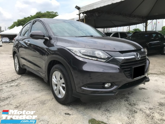 2015 HONDA HR-V 1.8 V (A) CAREFUL ONE OWNER TIP-TOP CONDITION