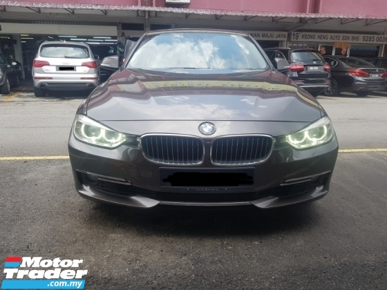 2013 BMW 3 SERIES 320i LUXURY CKD (A) BEST DEAL