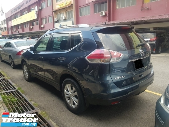 2015 NISSAN X-TRAIL 2.5L (A) BEST DEAL (FREE 2 YEARS WARRANTY)