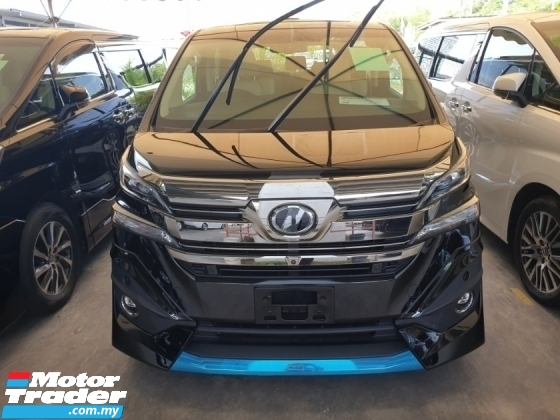 2015 TOYOTA VELLFIRE 3.5 VL EDITION SUNROOF JBL SOUND SYSTEM BODYKIT LOCAL AP UNREG