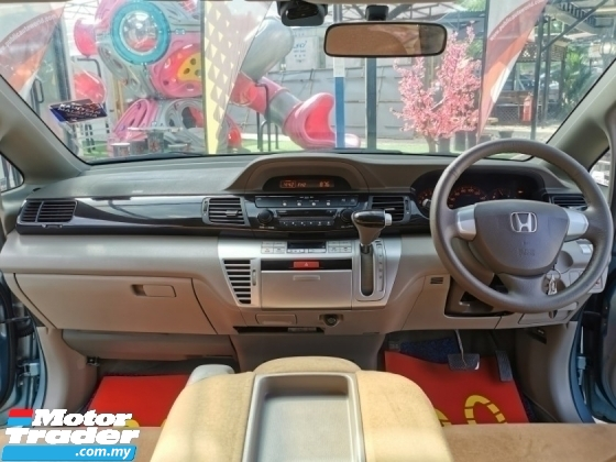 2005 HONDA EDIX 1.7 VTEC WALD F/SPEC 6 SEAT JAZZ WRRNTY