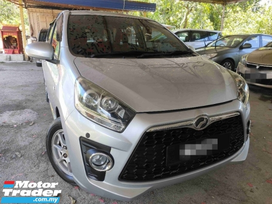 2016 PERODUA AXIA 1.0 G (A) Full Loan Available