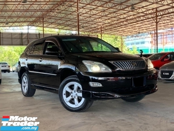 2005 TOYOTA HARRIER 300G PREMIUM L PACKAGE TIP TOP CONDITION
