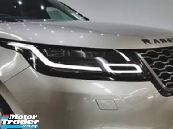 2017 LAND ROVER RANGE ROVER 2017 Range Rover VELAR 3.0 P380 R-Dynamic UNREG