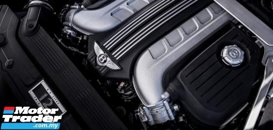 2018 BENTLEY CONTINENTAL  GT Mulliner 6.0 Unreg