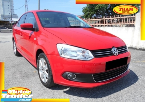 2014 VOLKSWAGEN POLO 1.6 SPORT LINE FULL LEATHER SEAT BEST CONDITION LIKE NEW ACCIDNET FREE LOW MILEAGE
