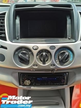 2011 MITSUBISHI TRITON Mitsubishi TRITON Lite 2.5 TIPTOP(M)1OWNER WRRANTY