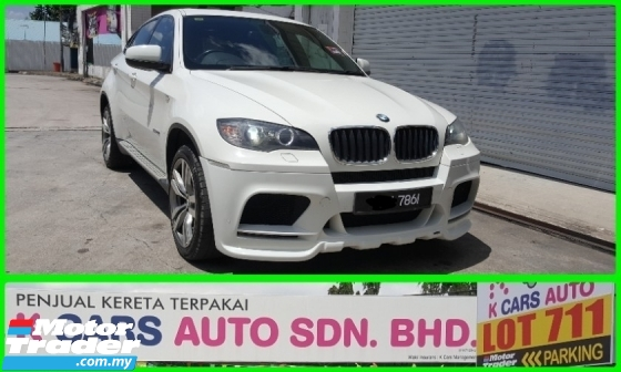 2012 BMW X6 XDRIVE 35i FACELIFT M-Sport HAMANN VVIP Owner Excellent Condition Accident Free No Repair Need Free 1 Yrs Warranty Worth Buy
