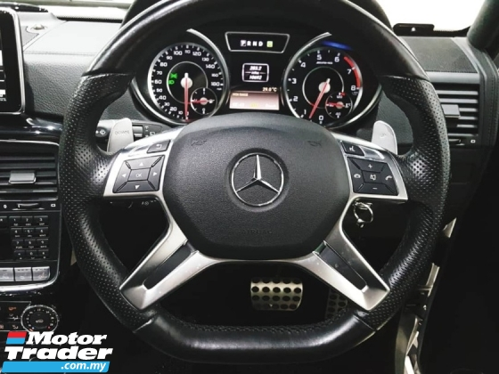 2016 MERCEDES-BENZ G63 AMG 5.5 BITURBO UNREGISTERED