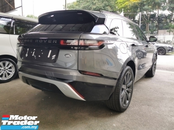 2019 LAND ROVER RANGE ROVER VELAR 2.0 HSE R-DYNAMIC P250 / READY STOCK / TIPTOP CONDITION FROM UK