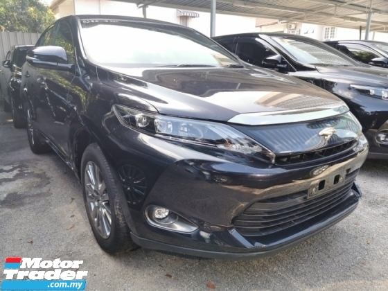 2015 TOYOTA HARRIER 2.0 PREMIUM / PWR BOOT / PANORAMA ROOF / ALPHINE JAPAN MONITOR / READY STOCK OFFER