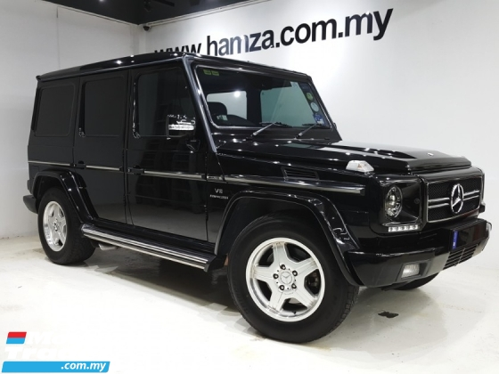 2006 MERCEDES-BENZ G-CLASS Mercedes Benz G55 AMG V8 KOMPRESSOR CBU NEW