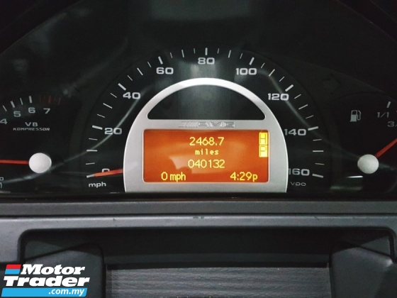 2006 MERCEDES-BENZ G-CLASS Mercedes Benz G55 AMG V8 KOMPRESSOR CBU NEW