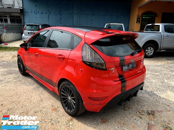 2014 FORD FIESTA 1.0 TURBO SPORT PREMIUM CASHBACK for CUSTOMER 1-2K BLACKLIST BOLE LOAN(AUTO)2014 Only 1 UNCLE Owner