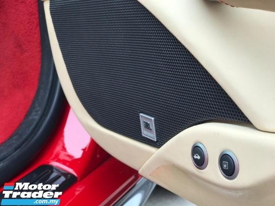 2016 FERRARI 488 GTB 4.0 V8 TURBOCHARGED WITH MANY EXTRAS