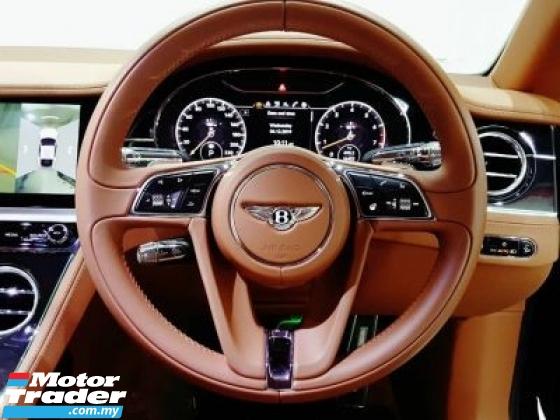 2018 BENTLEY CONTINENTAL  CONTINENTAL 6.0 GT W12 MULLINER