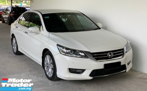 2015 HONDA ACCORD 2.0 VTIL (A) Facelift High Spec Model