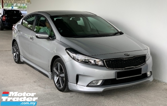 2018 KIA CERATO K3 1.6 Auto Facelift Model 14k KM Mileage Done Only
