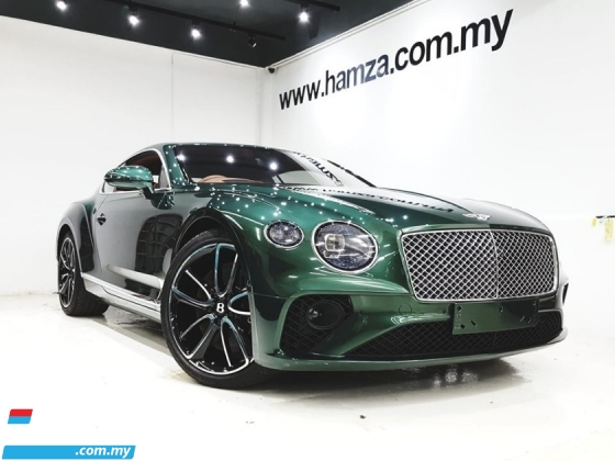 2018 BENTLEY CONTINENTAL 6.0 GT W12 MULLINER
