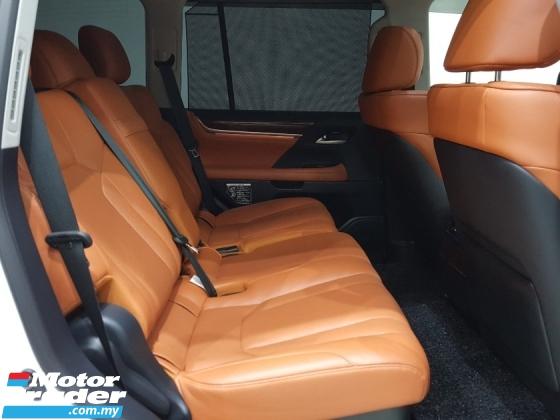 2016 LEXUS LX570 V8 MODELISTA UNREG JAPAN SPEC
