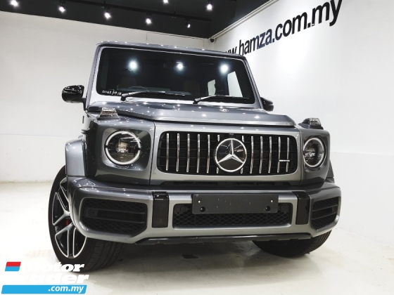 2018 MERCEDES-BENZ G63 AMG 4.0 V8 BITURBO UNREG
