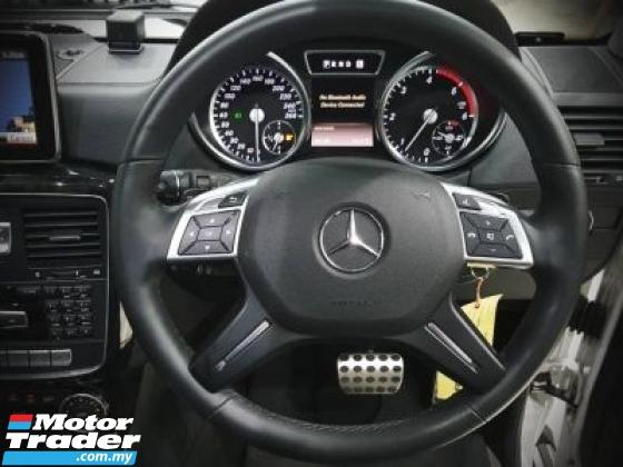 2015 MERCEDES-BENZ G-CLASS G350 V6 Diesel JAPAN UNREG