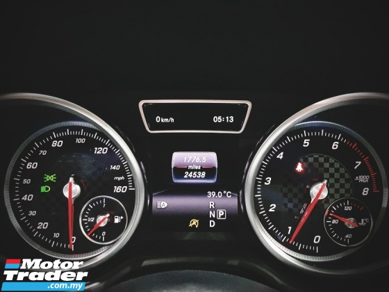 2015 MERCEDES-BENZ GLE 450 AMG COUPE UNREG